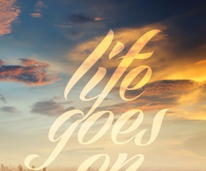 life, quotes, and new city image
