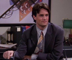 friends and chandler bing image