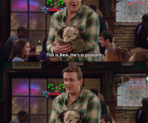himym, how i met your mother, and marshall image