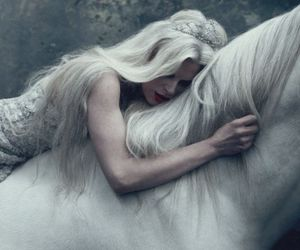 cavalo, princess, and coroa image