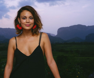 nathalie kelley, bruno mars, and just the way you are image