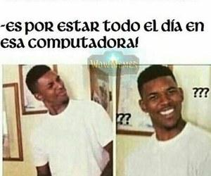 funny, meme, and computadora image