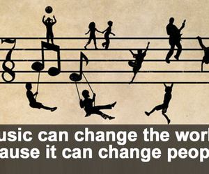 change, the world, and music image
