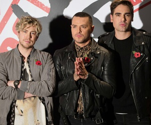 busted, charlie simpson, and james bourne image