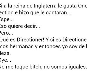 realeza, conversaciones, and one direction image
