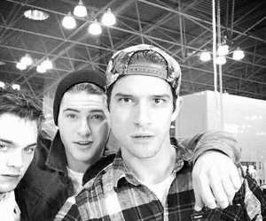 tyler posey, cody christian, and dylan sprayberry image