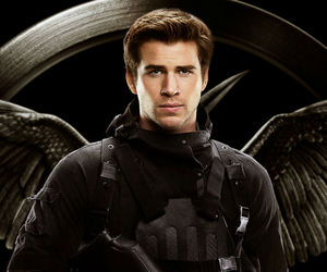 handsome, liam hemsworth, and gale image