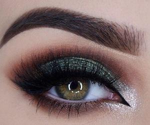 beauty, dark, and eyebrows image