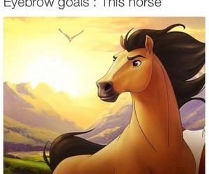eyebrow, goals, and true image
