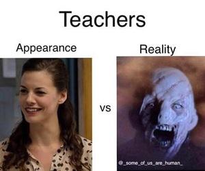 teen wolf and teacher image