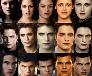 twilight, bella, and Taylor Lautner image
