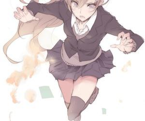 anime, manga girl, and draw image