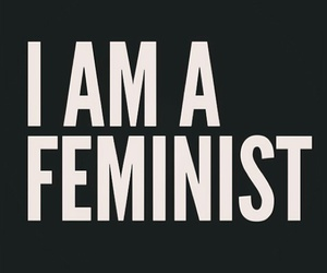 feminist and beyoncé image