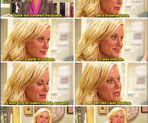 funny, parksandrec, and leslieknope image