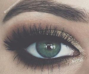 amazing, blue eyes, and fashion image