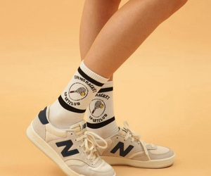 new balance, nb, and sneakers image