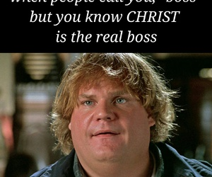 boss, funny, and god image
