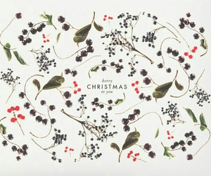 christmas, december, and design image