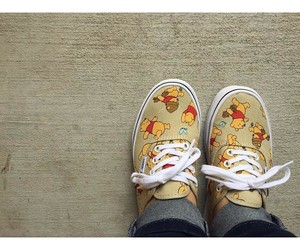 vans, winnie the pooh, and disney authentic image