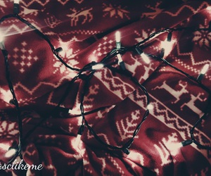 Christmas time, christmas, and christmas lights image