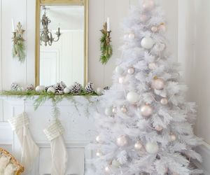 beautiful, christmas, and lovely image