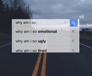 sad and ugly image