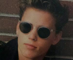90s, corey haim, and 90's sunglasses image