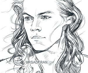art, beauty, and Harry Styles image