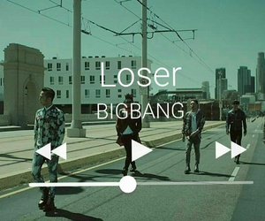daesung, gd, and loser image