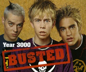 2000s, boy bands, and busted image