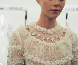 backstage, details, and fashion image