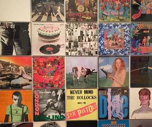 80s, album, and black image