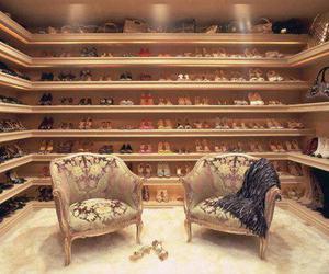 shoes, closet, and Dream image