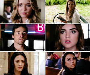 charles, lucian, and lucy hale image