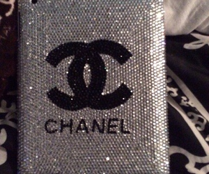 chanel, cover, and silver image