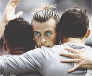 bale, cristiano, and real madrid image