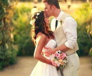 couple, marriage, and wedding image