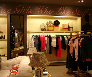 fashion, clothes, and store image