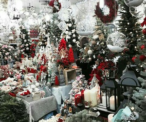 christmas, decorations, and family image