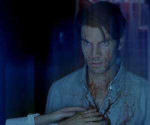 bloody, wes bentley, and american horror story image