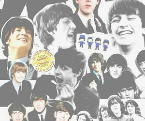 the beatles, wallpaper, and background image