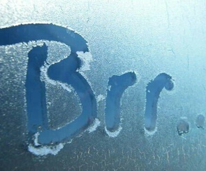 cold, winter, and brr image