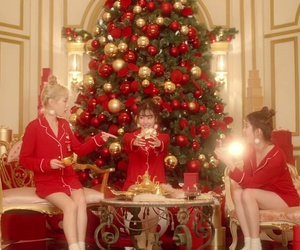 christmas, merrychristmas, and snsd image