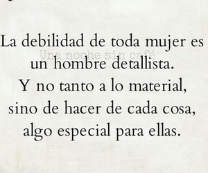 amor, frases, and hombres image