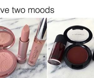 mood, lipstick, and make up image