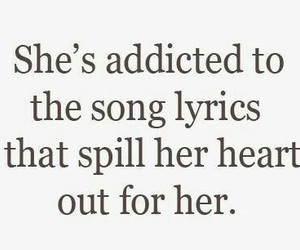 quotes, Lyrics, and song image