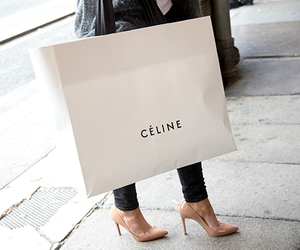 fashion, celine, and style image