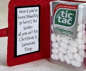 christmas, tic tac, and diy image