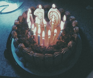 19, birthday, and candles image