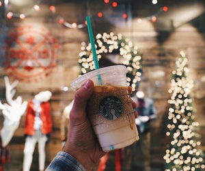 christmas, coffe, and coffee image